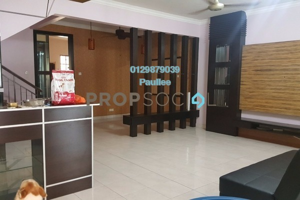 For Sale Terrace at Puteri 6, Bandar Puteri Puchong Freehold Semi Furnished 4R/3B 1.06m