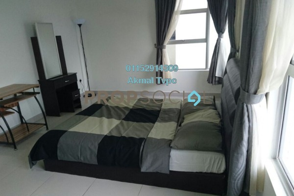 For Sale Condominium at The Domain, Cyberjaya Freehold Semi Furnished 1R/2B 320k