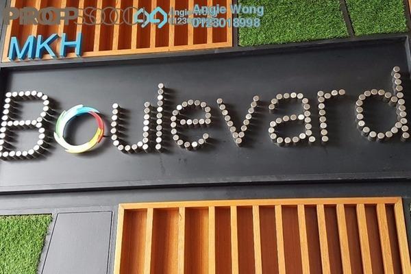 For Sale Condominium at MKH Boulevard, Kajang Freehold Semi Furnished 1R/1B 320k
