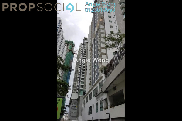 For Rent Condominium at Greenz @ One South, Seri Kembangan Leasehold Semi Furnished 3R/2B 1.8k