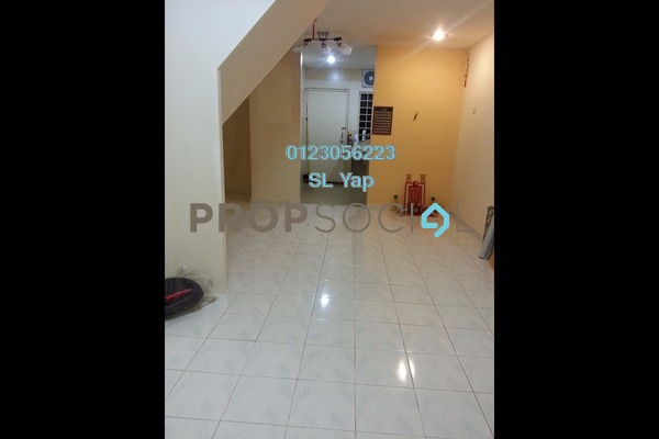 For Sale Terrace at Taman Muda, Pandan Indah Leasehold Semi Furnished 2R/2B 400k