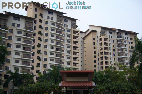 For Rent Condominium at Cita Damansara, Sunway Damansara Leasehold Semi Furnished 3R/2B 2k