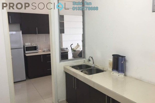 For Rent Condominium at Menjalara 18 Residences, Bandar Menjalara Freehold Fully Furnished 3R/2B 2.3k