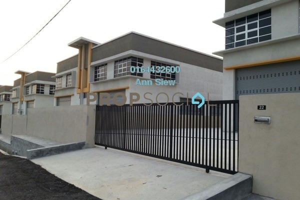 For Rent Factory at IGB International Industrial Park, Ipoh Freehold Unfurnished 0R/1B 3.8k