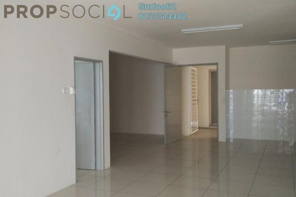 For Rent Condominium at Platinum Lake PV20, Setapak Leasehold Semi Furnished 4R/2B 1.8k