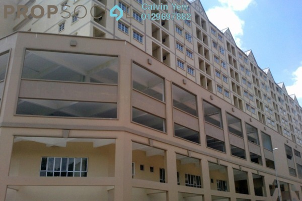 For Rent Apartment at Spring Ville, Ukay Leasehold Unfurnished 3R/2B 1.1k