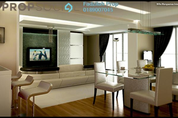 For Rent Condominium at Villa Wangsamas, Wangsa Maju Freehold Fully Furnished 3R/3B 2.45k
