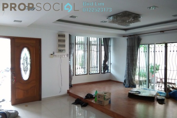 For Rent Terrace at Salak South Garden, Sungai Besi Freehold Semi Furnished 4R/3B 2.77k