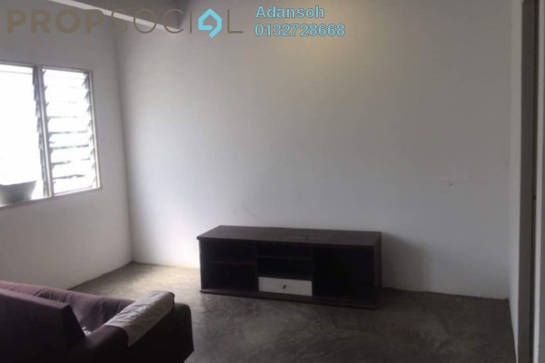 For Sale Serviced Residence at Laman Damai, Kepong Freehold Semi Furnished 3R/2B 218k