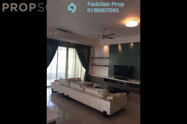For Rent Condominium at Flora Murni, Mont Kiara Freehold Fully Furnished 4R/5B 7.7k
