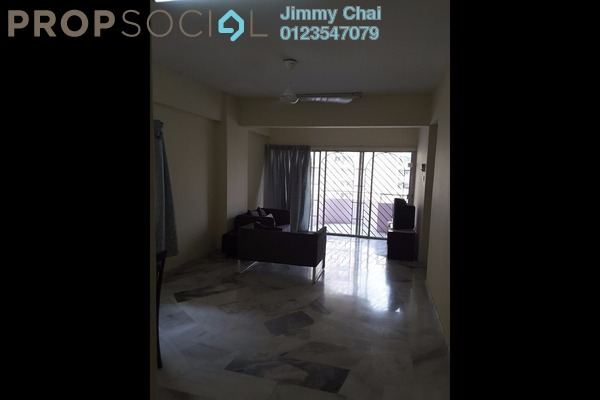 For Rent Condominium at Meadow Park 2, Old Klang Road Freehold Fully Furnished 3R/2B 1.2k