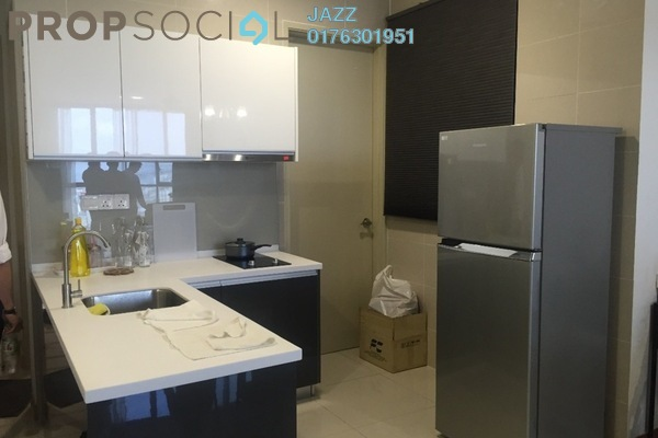 For Rent Serviced Residence at KL Gateway, Bangsar South Leasehold Fully Furnished 2R/2B 2.8k