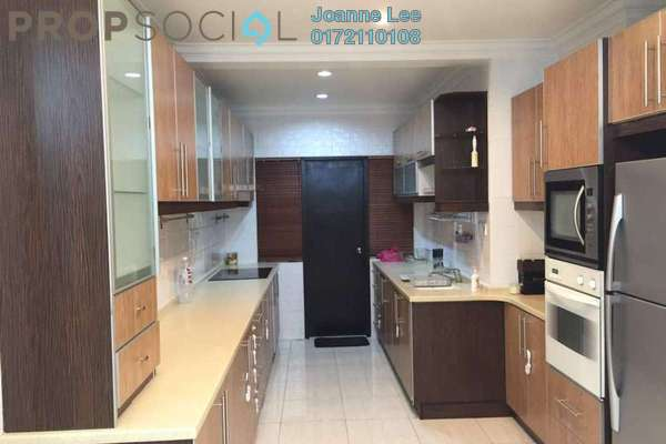 For Rent Condominium at Armanee Terrace I, Damansara Perdana Leasehold Fully Furnished 4R/3B 4k