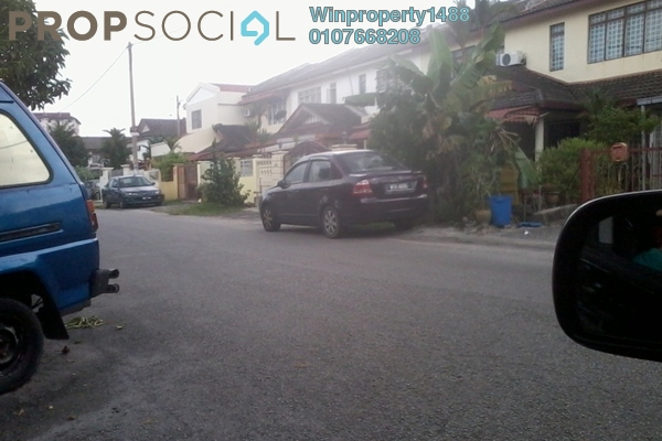 For Sale Terrace at Taman Puchong Indah, Puchong Leasehold Semi Furnished 3R/3B 545k