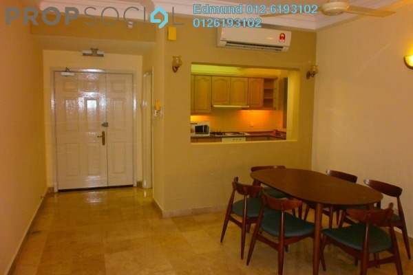 For Rent Condominium at Bungaraya Condominium, Saujana Freehold Fully Furnished 3R/2B 2.8k