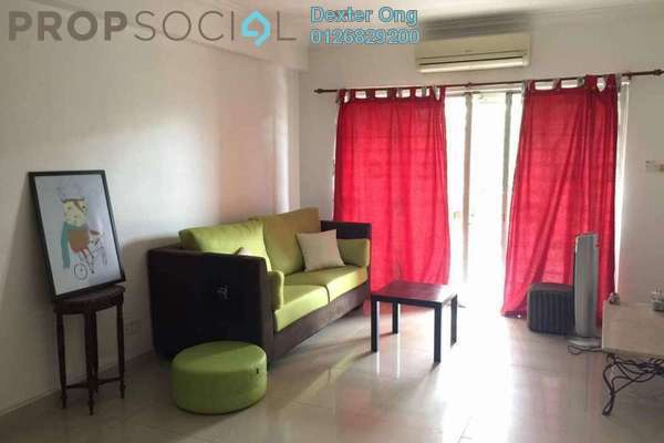For Rent Condominium at Casa Desa, Taman Desa Freehold Fully Furnished 3R/2B 2.3k