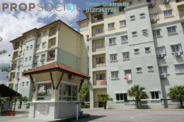 For Sale Condominium at Subang Bestari, Subang Leasehold Unfurnished 3R/2B 290k