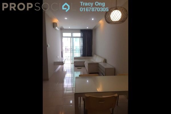 For Rent Apartment at Sri Samudera Apartment, Johor Bahru Freehold Fully Furnished 2R/2B 1.6k