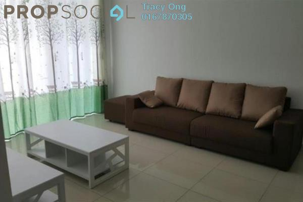 For Rent Condominium at The Rafflesia, Damansara Perdana Leasehold Fully Furnished 2R/2B 1.6k