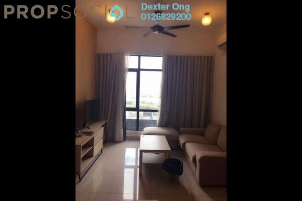 For Rent Condominium at Amaya Maluri, Cheras Leasehold Fully Furnished 2R/1B 2.3k