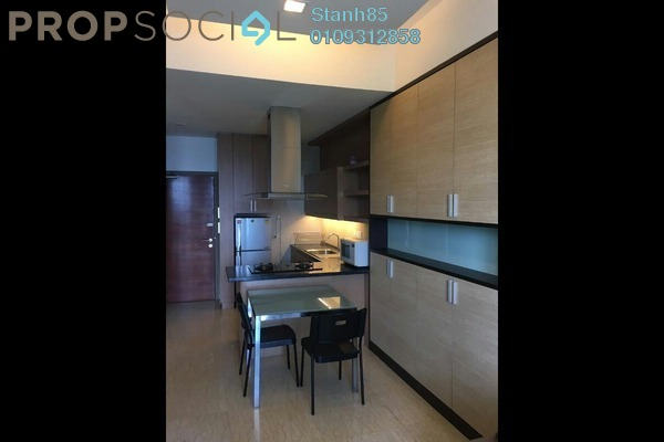 For Rent Condominium at 231 TR, KLCC Freehold Fully Furnished 2R/1B 2.2k