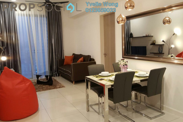 For Rent Condominium at Nadi Bangsar, Bangsar Freehold Fully Furnished 1R/1B 4k
