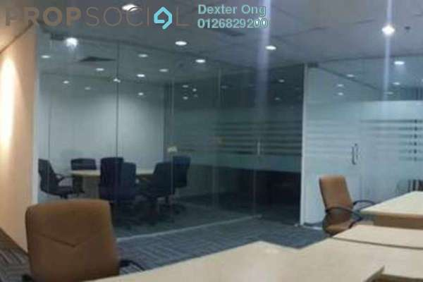 For Rent Office at Solaris Dutamas, Dutamas Freehold Fully Furnished 0R/0B 4k