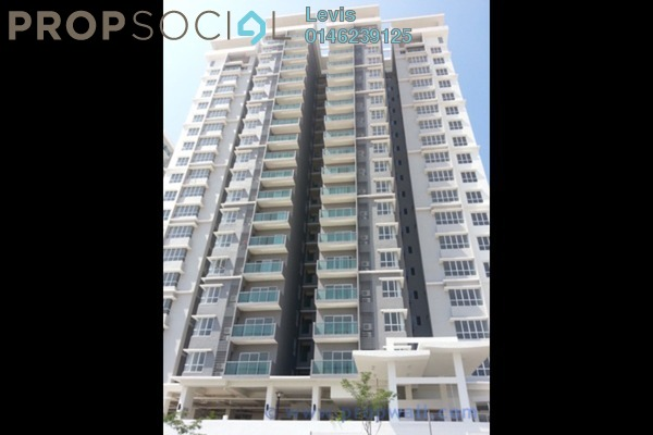 For Rent Condominium at Villa Orkid, Segambut Freehold Fully Furnished 4R/4B 2.6k