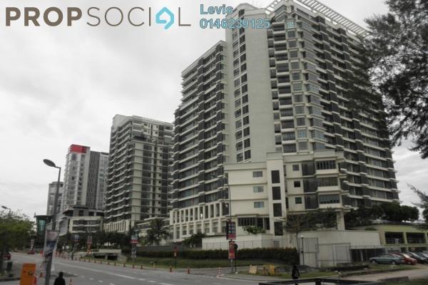 For Rent Condominium at Saujana Residency, Subang Jaya Freehold Fully Furnished 1R/1B 2.8k