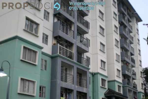 For Sale Apartment at Akasia Apartment, Pusat Bandar Puchong Freehold Unfurnished 3R/2B 340k