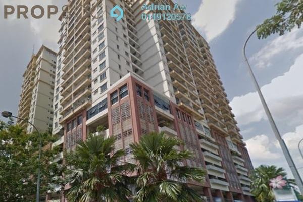 For Rent Condominium at Bayu Tasik 1, Bandar Sri Permaisuri Leasehold Semi Furnished 3R/2B 1.35k