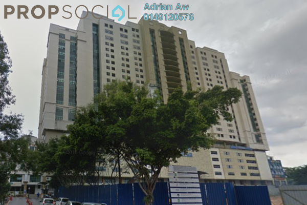 For Rent Condominium at Danau Lumayan Avenue, Bandar Sri Permaisuri Leasehold Unfurnished 3R/2B 1.2k
