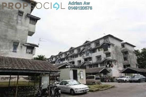 For Rent Condominium at Pandan Perdana, Pandan Indah Leasehold Unfurnished 3R/2B 1k