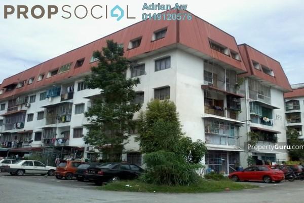 For Rent Condominium at Taman Lembah Maju, Pandan Indah Freehold Fully Furnished 3R/2B 1.2k