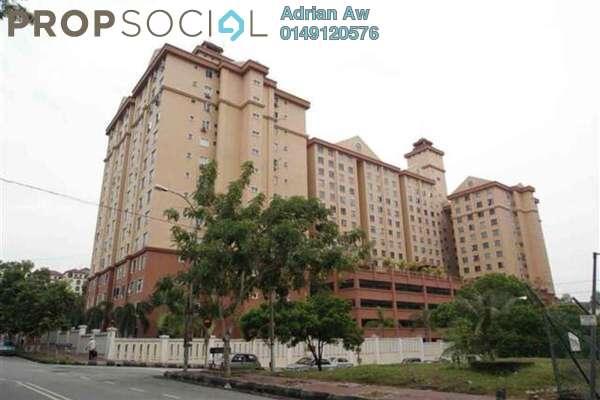 For Rent Condominium at Laman Midah, Cheras Freehold Fully Furnished 3R/2B 1.4k