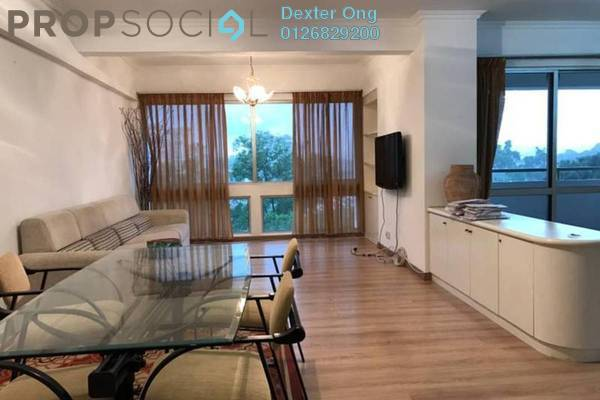 For Sale Condominium at OBD Garden Tower, Taman Desa Freehold Fully Furnished 3R/2B 1.3m