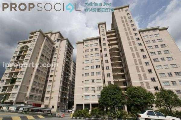 For Rent Condominium at Kojaya, Ampang Leasehold Fully Furnished 2R/2B 1.8k