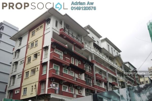 For Rent Condominium at Megan Ambassy, Ampang Hilir Freehold Fully Furnished 2R/1B 2.4k