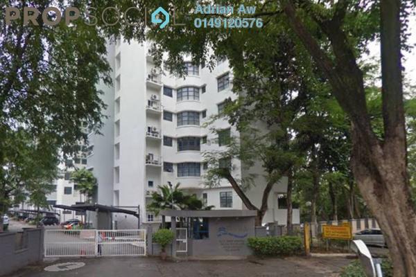 For Rent Condominium at Impiana, Ampang Hilir Freehold Semi Furnished 5R/4B 3.7k
