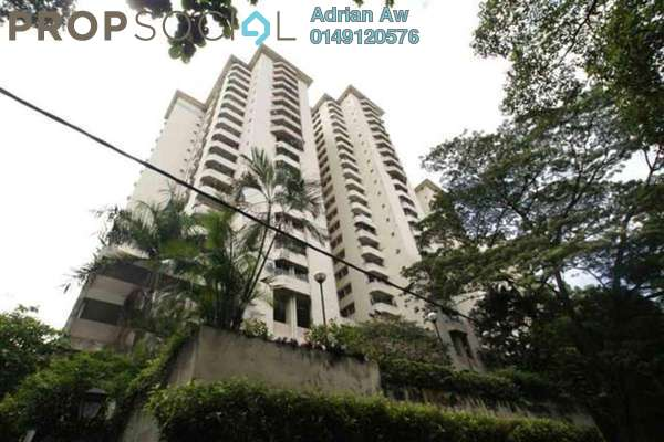 For Rent Condominium at Menara Mutiara, Ampang Leasehold Fully Furnished 2R/2B 1.7k