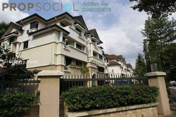 For Rent Condominium at Ampang 971, Ampang Hilir Freehold Fully Furnished 4R/3B 3k