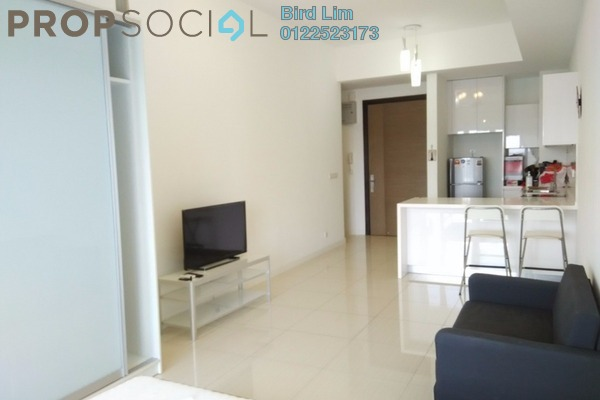 For Rent SoHo/Studio at The Elements, Ampang Hilir Freehold Fully Furnished 1R/1B 1.63k