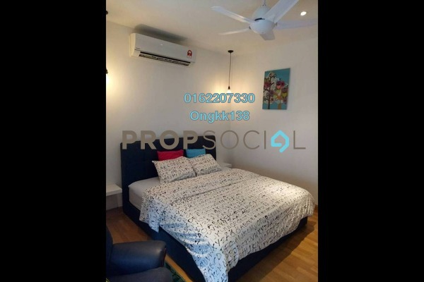 For Rent Condominium at KL Gateway, Bangsar South Leasehold Fully Furnished 1R/0B 2.3k