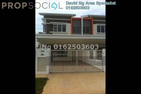 For Sale Terrace at Regia, Elmina Gardens Freehold Unfurnished 4R/3B 750k