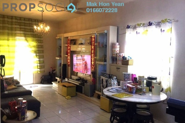 For Sale Semi-Detached at Taman Tasik Puchong, Puchong Leasehold Semi Furnished 3R/2B 380k