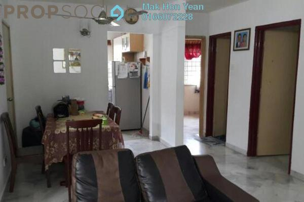 For Sale Apartment at Mayang Apartment, Bandar Kinrara Freehold Semi Furnished 3R/2B 328k