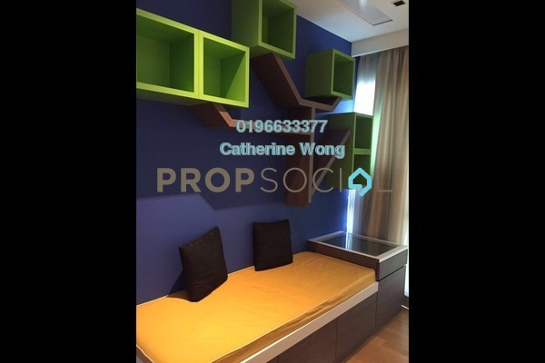 For Rent Condominium at 28 Mont Kiara, Mont Kiara Freehold Fully Furnished 3R/4B 8k