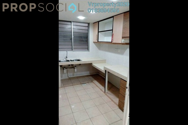 For Sale Condominium at Koi Tropika, Puchong Leasehold Semi Furnished 3R/2B 415k