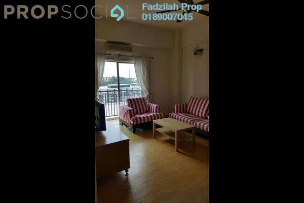 For Rent Condominium at Mayfair, Sri Hartamas Freehold Fully Furnished 2R/1B 2.2k