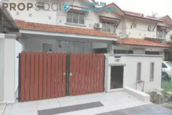 For Sale Terrace at Taman Tasik Puchong, Puchong Leasehold Semi Furnished 3R/3B 535k